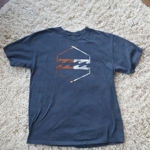 Mens billabong tee shirt